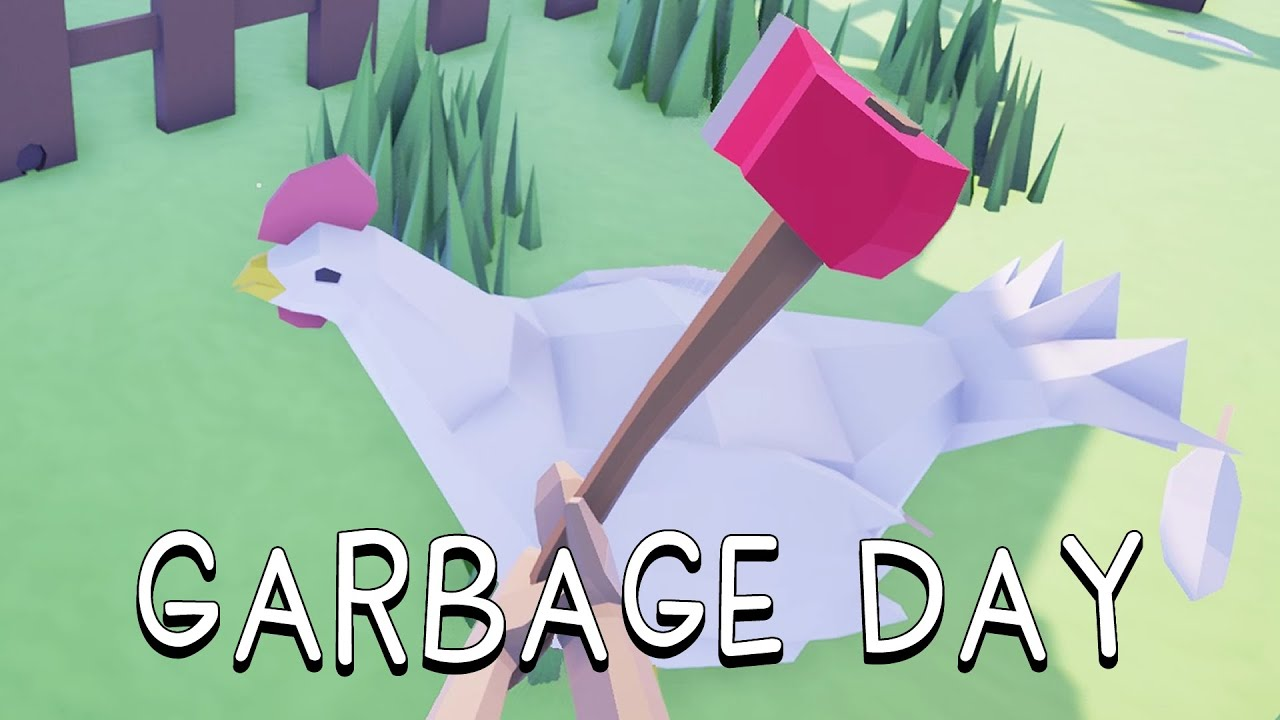 EXECUTE THE CHICKENS!!!! – Garbage Day