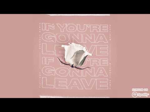 PLVTINUM - If You're Gonna Leave (BVRNOUT Remix) (Official Audio)