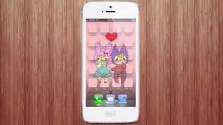 【PV】CocoPPa - Japan Kawaii (cute) icons&homescreen for iPhone/Android