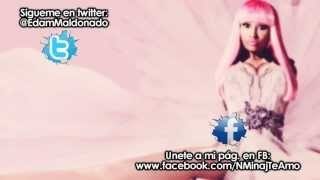 Nicki Minaj Itty Bitty Piggy Español♥