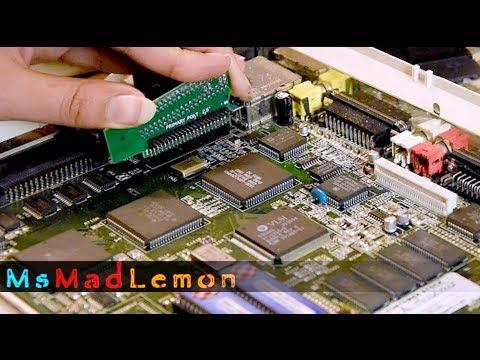 Amiga Optical Drive - Part 1 Installation