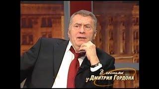 Жириновский: Все богатые умирают рано, потому что меню у них вредное — гибнут от своего желудка