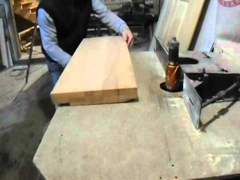 Как закруглить  углы по шаблону
