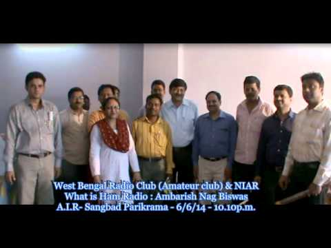 West Bengal Radio Club (Amateur Club) and NIAR