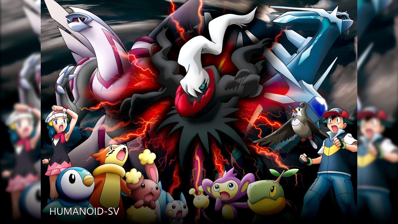 Pokemon The Movie The Rise Of Darkrai Full Darkrai S Theme Song