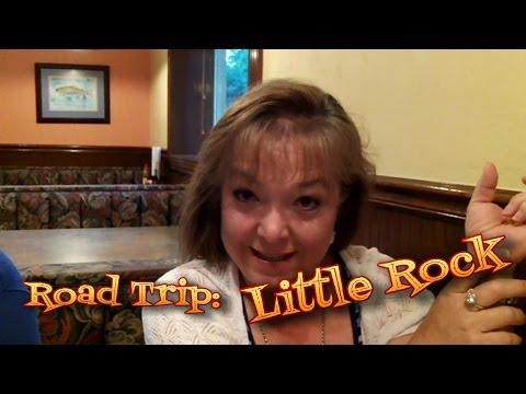 Little Rock Road Trip: Part 1