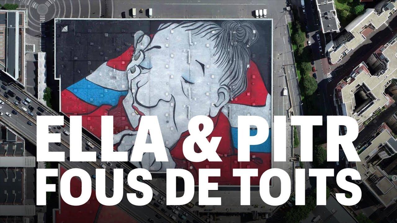 Ella & Pitr : Fous de toits