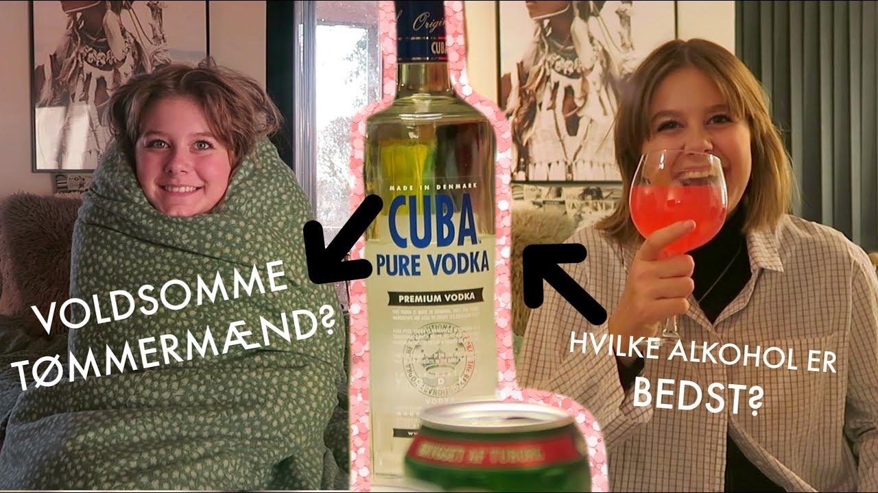 ALKOHOL EKSPERIMENT!