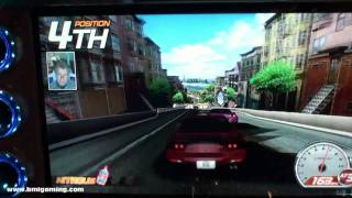 Game | Deat Heat NOS Street Racing Video Arcade Game First Look BMIGaming.com Namco Bandai | Deat Heat NOS Street Racing Video Arcade Game First Look BMIGaming.com Namco Bandai