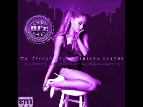 Ariana Grande- Too Close (Chopped & Slowed By DJ Tramaine713)