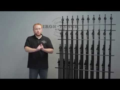 Which Iron Fence or Aluminum Fence Height is Best for My DIY Project?