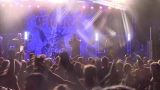 Agnostic Front - Take Me Back / Police State / Blitzkrieg Bop (Fest Pod Parou 2018 Czech Rep.) [HD]