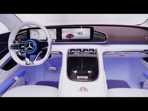 Vision Mercedes-Maybach Ultimate Luxury - Trailer