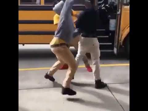 Kempsville High school fight