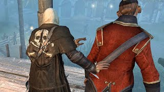 Assassin's Creed 4  SugarCane And Its Yields vs Legendary Master Edward Stealth Kills 100%