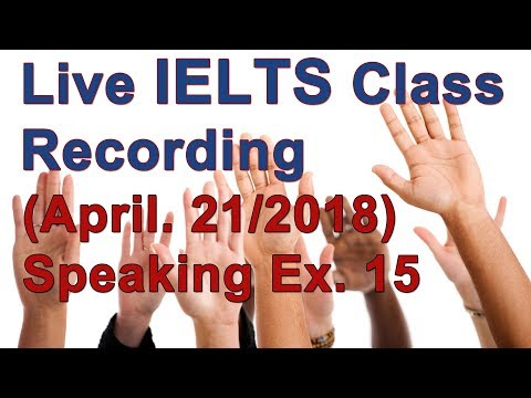 IELTS Speaking - High Score Strategies - Part 2