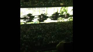 U2 Innocence Experience Tour - NYC MSG Madison Square Garden July 26, 2015 with Lady Gaga appearance