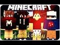Mini Pack de Skins Minecraft + [Download]