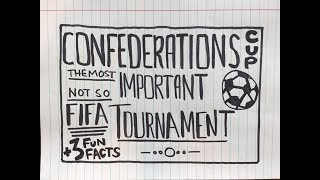 The Most Important, Not So Important, FIFA Tournament. Plus 3 Fun Facts!