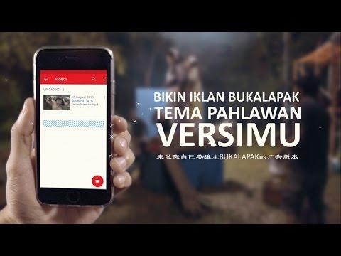 Ayo Ikutan Festival Iklan Bukalapak Berhadiah 525 Juta Rupiah