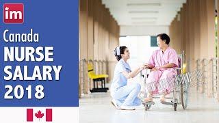 Nurse salary in Canada | Jobs in Canada (2017)