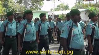"PNGDF: Training-Based ""Company of Excellence"" Initiative Begins"