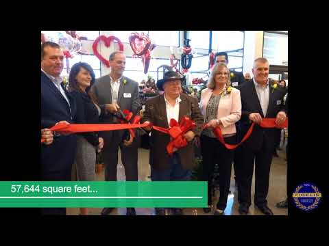 AdvocateNewsTX Coverage of Randall's Georgetown Grand Opening
