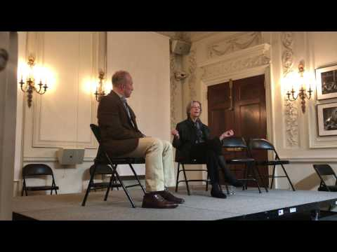 """Happy Ending"" Dialogue Reflection with Dr. Susan Block & Jonathan Soroff"