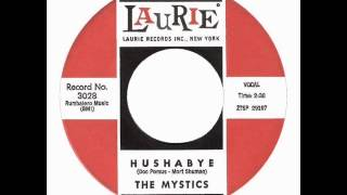 The Mystics - Hushabye - 1959