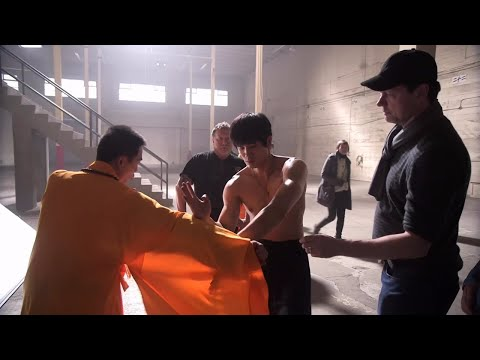 "Thumbnail: Philip Ng channels Bruce Lee in WWE Studios' ""Birth of the Dragon"""