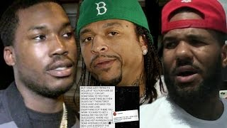 Big Meech Emails Meek Mill To Help Calm Down The Game Beef | DocHicksTv