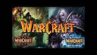 Новогоднее прохождение кампании WarCraft 3 с Майкером 4 часть