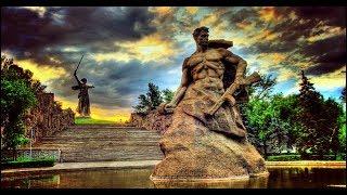 МАМАЕВ КУРГАН / РОДИНА МАТЬ / ОБЗОРНАЯ ЭКСКУРСИЯ / Серия 2