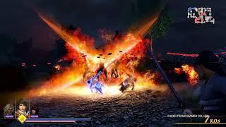 Warriors Orochi 4 - Tráiler E3.