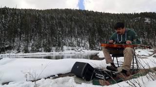 "Dan Dubuque covering TOOL's ""Descending"" from FEAR INOCULUM on Weissenborn Slide Guitar"