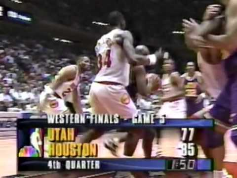 1994 Western Conference Finals - Game 5