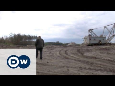 The amber Mafia from Ukraine   Focus on Europe