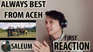 ORANG HUTAN SQUAD - SALEUM   | REACTION