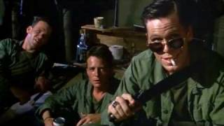 Casualties Of War Theatrical Movie Trailer (1989)
