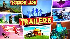 todos los trailers de fortnite temporada 1 8 en 1 video duration 29 58 - temporada 1 de fortnite