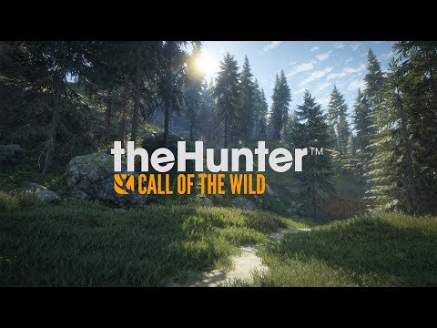 TheHunter: Call Of The Wild-Yukon Valley дикая природа Аляски 1440p60HD