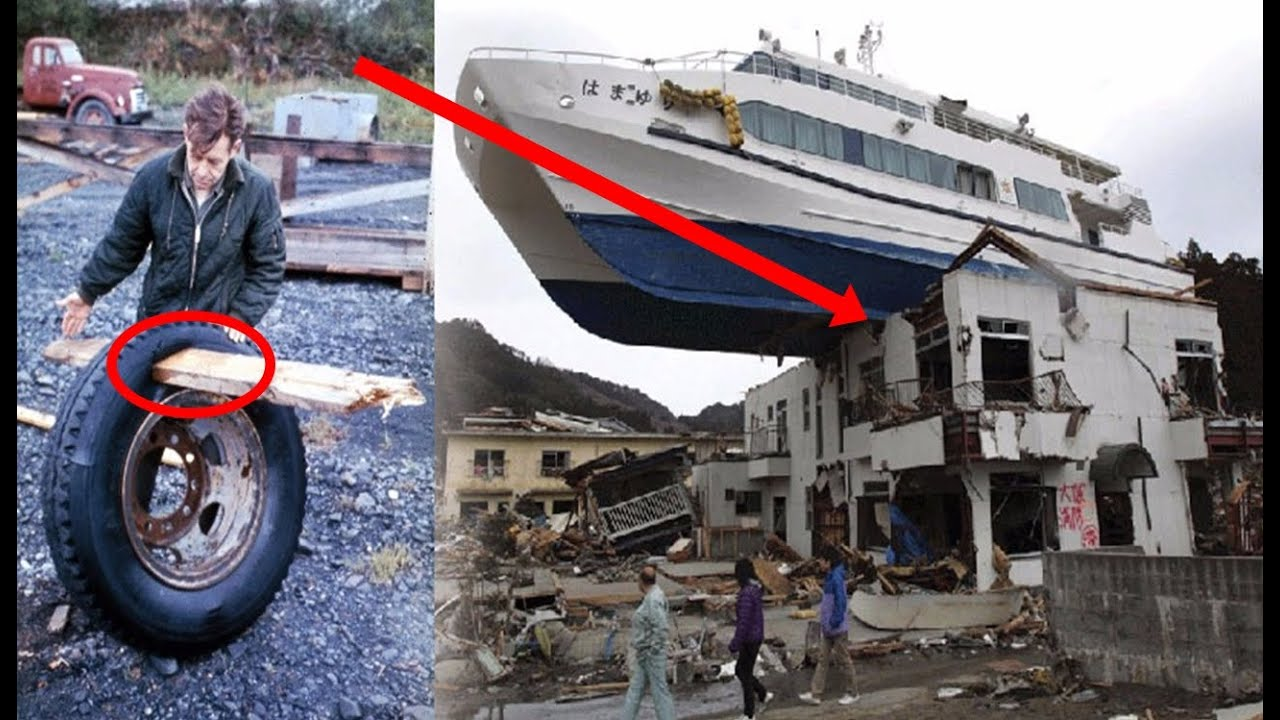 history of earthquakes Japan's 89-magnitude quake is one of the strongest in history.