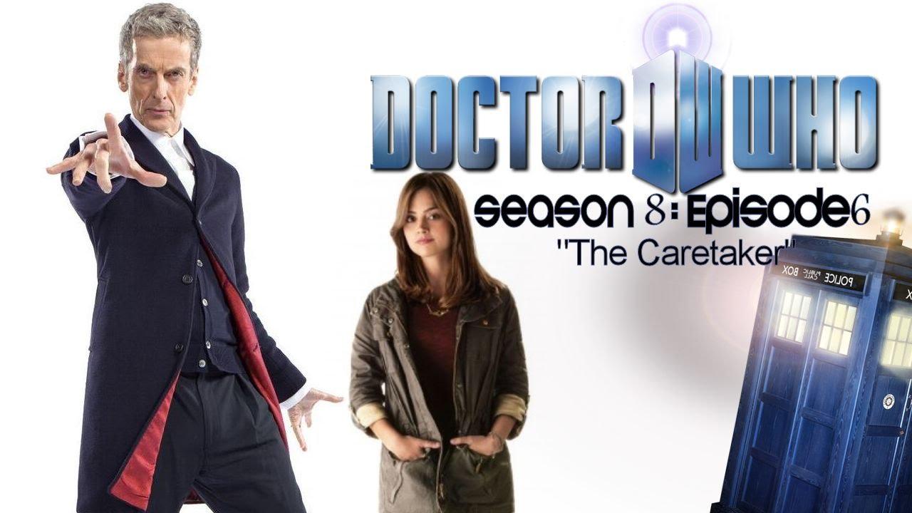 "Download Doctor Who - S8 E6 ""The Caretaker"""