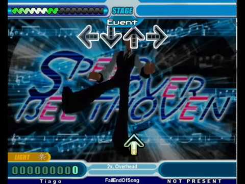speed over beethoven stepmania