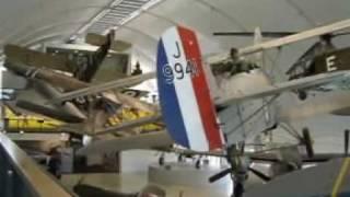 ロンドン郊外コリンデールのロイヤルエアフォース(英国空軍)博物館へ...