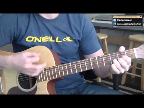 Scott Mckenzie - San Francisco - Guitar Tutorial (WHOLE SONG, SUPEREASY TO FOLLOW AND LEARN!)