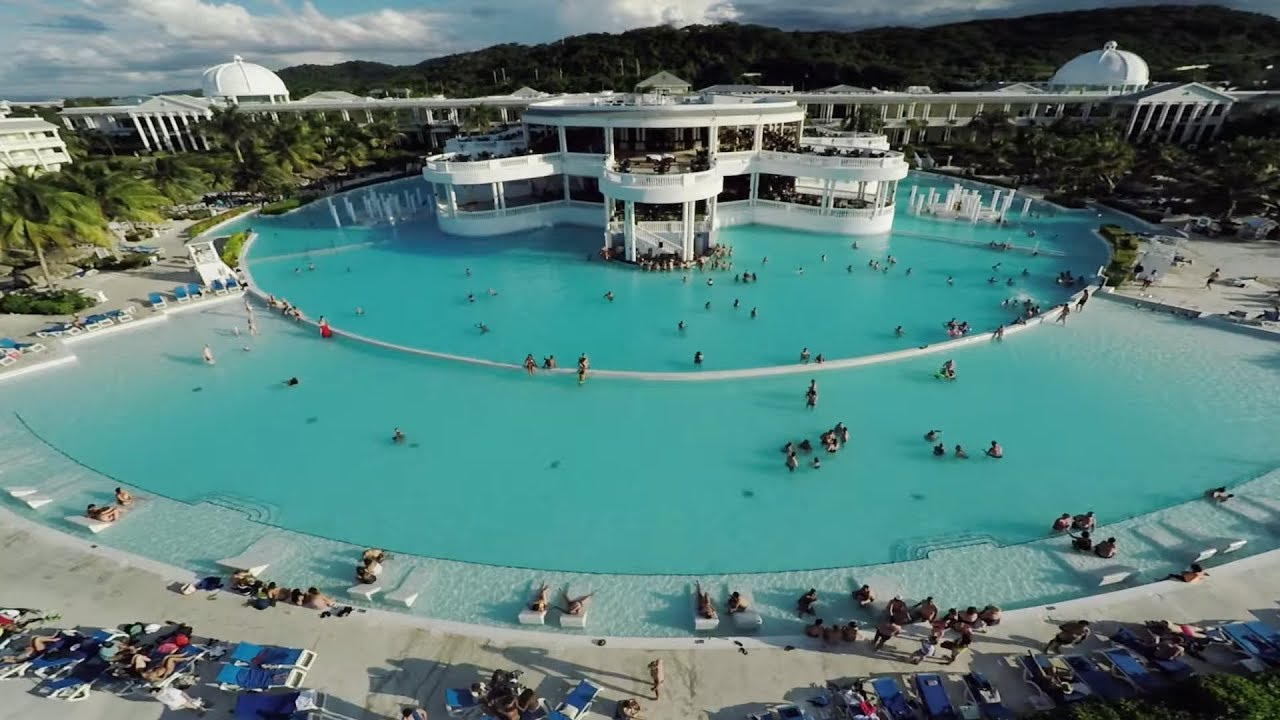 Jam it in jamaica grand palladium lady hamilton resort spa youtube