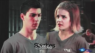 James and Riley || Stitches [The Next Step Jiley]
