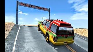 Amazing Car Wrecks & Realistic Crashes - BeamNG.Drive
