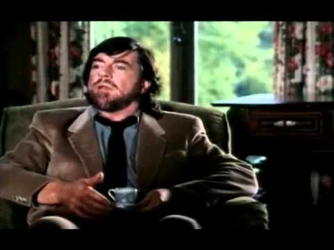Mr. Frost meets Alan Bates